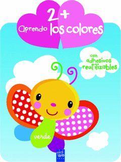 APRENDO LOS COLORES +2
