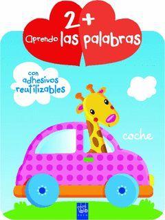 APRENDO LAS PALABRAS +2