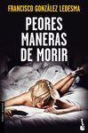 PEORES MANERAS DE MORIR.BOOKET-2552