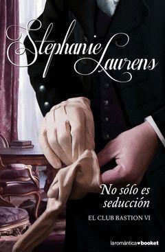 NO SOLO ES SEDUCCION. BOOKET-LA ROMANTICA-19/6