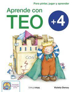APRENDE CON TEO + 4
