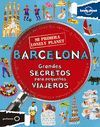 BARCELONA. MI PRIMERA LONELY PLANET.GEOPLANETA