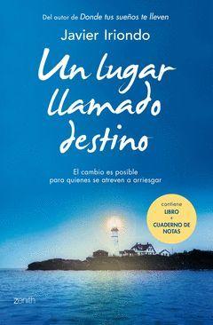 LUGAR LLAMADO DESTINO,UN + PACK DIARIO.ZENITH-CAJA