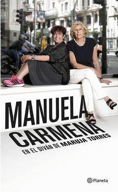 MANUELA CARMENA.PLANETA-RUST