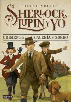 CRIMEN EN LA CACERIA DEL ZORRO