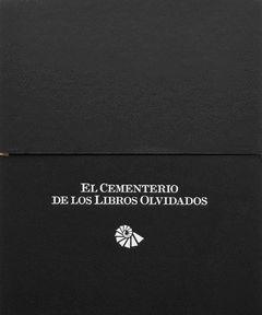 PACK ZAFÓN. EL CEMENTERIO DE LOS LIBROS OLVIDADOS