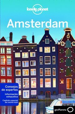 AMSTERDAM.ED19.LONELY PLANET