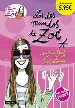 LOS DOS MUNDOS DE ZOE. EDICION ESPECIAL 5,95