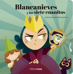 BLANCANIEVES. CON MECANISMOS