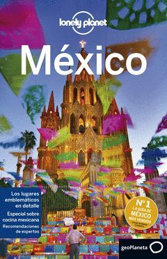 MEXICO.ED19.LONELY PLANET