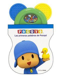 LAS PRIMERAS PALABRAS DE POCOYO