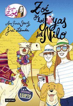 ZOE Y LAS JOYAS DEL NILO