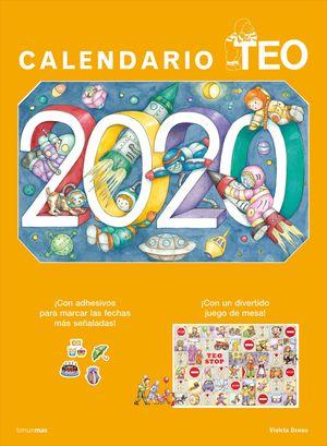 2020 CALENDARIO TEO