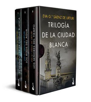 ESTUCHE TRILOGIA DE LA CIUDAD BLANCA