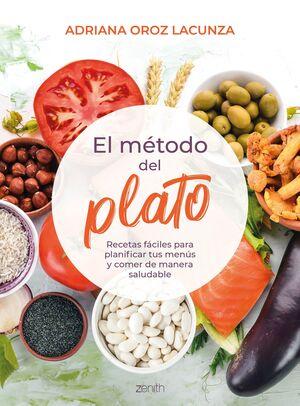 EL METODO DEL PLATO PARA UNA DIETA SANA