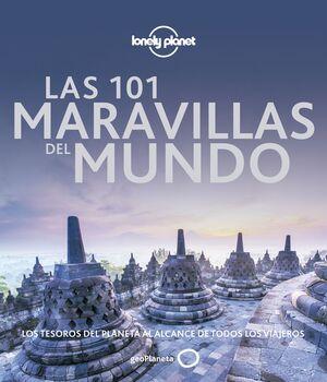 LAS 101 MARAVILLAS DEL MUNDO SEGUN LONELY PLANET