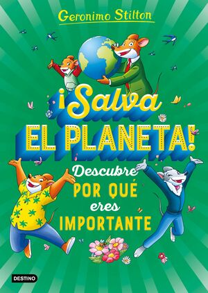 GS ¡SALVA EL PLANETA! DESCUBRE POR QUE ERES IMPORT