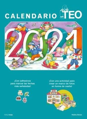 CALENDARIO TEO 2021