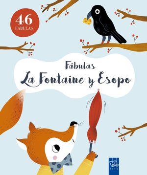 FABULAS DE LAFONTAINE