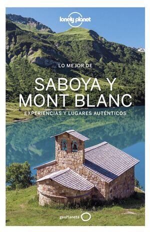 LO MEJOR DE SABOYA MONT-BLANC 1