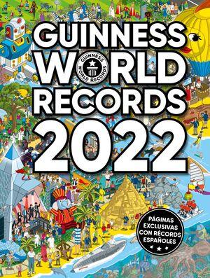 2022 GUINNESS WORLD RECORDS