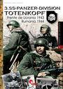 3.SS-PANZER-DIVISION TOTENKOPF. FRENDE DE UCRANIA 1943