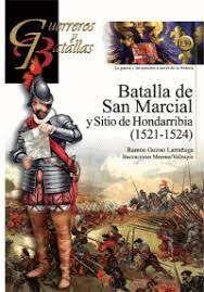 GUERREROS Y BATALLAS 139: BATALLA DE SAN MARCIAL