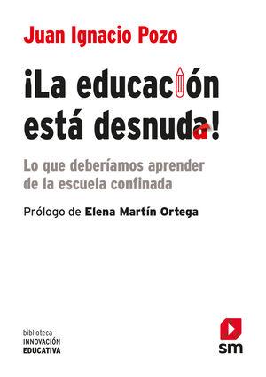 LA EDUCACION ESTA DESNUDA