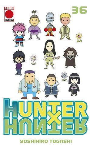 HUNTER X HUNTER 36