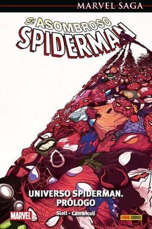 EL ASOMBROSO SPIDERMAN 47: UNIVERSO SPIDERMAN PRÓLOGO