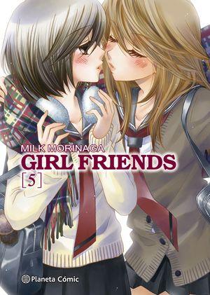 GIRL FRIENDS Nº 05/05