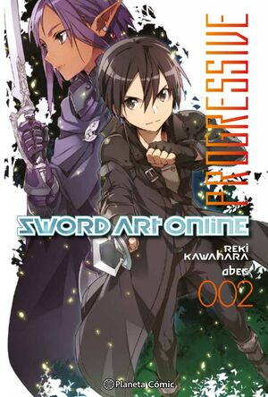 SWORD ART ONLINE PROGRESSIVE Nº 02/06  (NOVELA)