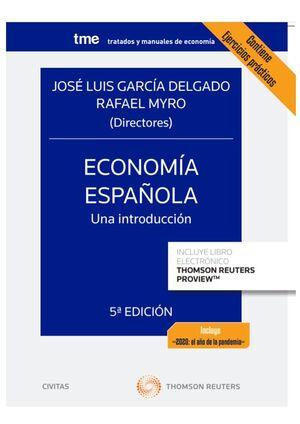 ECONOMIA ESPAÑOLA. UNA INTRODUCCION (PAPEL + E-BOOK)