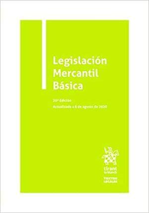 LEGISLACION MERCANTIL BASICA 20º EDICION