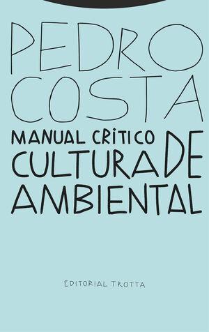 MANUAL CRÍTICO DE CULTURA AMBIENTAL