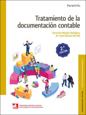 TRATAMIENTO DE LA DOCUMENTACION CONTABLE 2.ª EDICION 2021