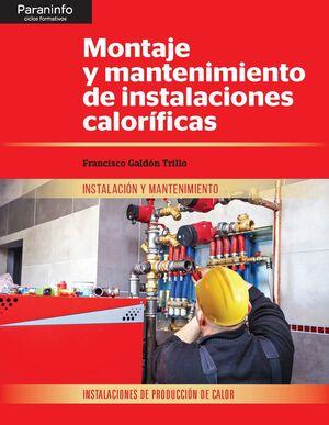 MONTAJE Y MANTENIMIENTO DE INSTALACIONES CALORÍFICAS