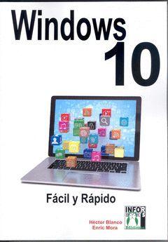 WINDOWS 10 FACIL Y RAPIDO