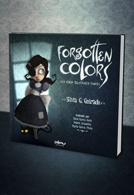 FORGOTTEN COLORS AND OTHER ILLUSTRATED STORIES