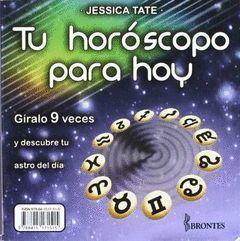 TU HOROSCOPO PARA HOY (N/E) - GIRALO