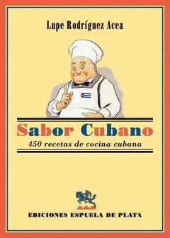 SABOR CUBANO. ESPUELA-PLATA