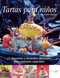 TARTAS PARA NIÑOS. SALSA BOOKS