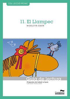 EL LLAMPEC. GUIA DE LECTURA