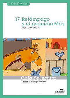RELÁMPAGO Y EL PEQUEÑO MAX. GUÍA DE LECTURA