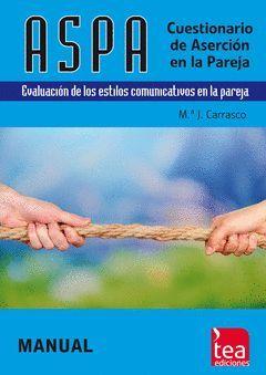 ASPA, CUESTIONARIO DE ASERCIÓN EN LA PAREJA