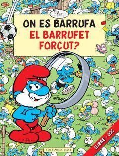 CAT ON ES BARRUFA EL BEBE BARRUFET?