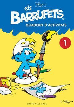 CAT QUADERN D'ACTIVITATS 1 ELS BARRUFETS
