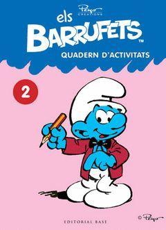CAT QUADERN D'ACTIVITATS 2 ELS BARRUFETS