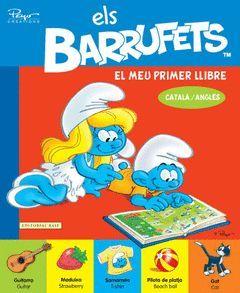 CAT EL MEU PRIMER LLIBRE (CATALÀ-ANGLÉS) BARRUFETS