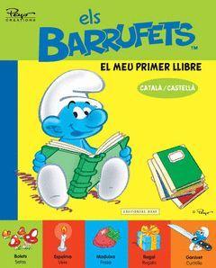 CAT EL MEU PRIMER LLIBRE (CATALÀ-CASTELLÀ) BARRUFE